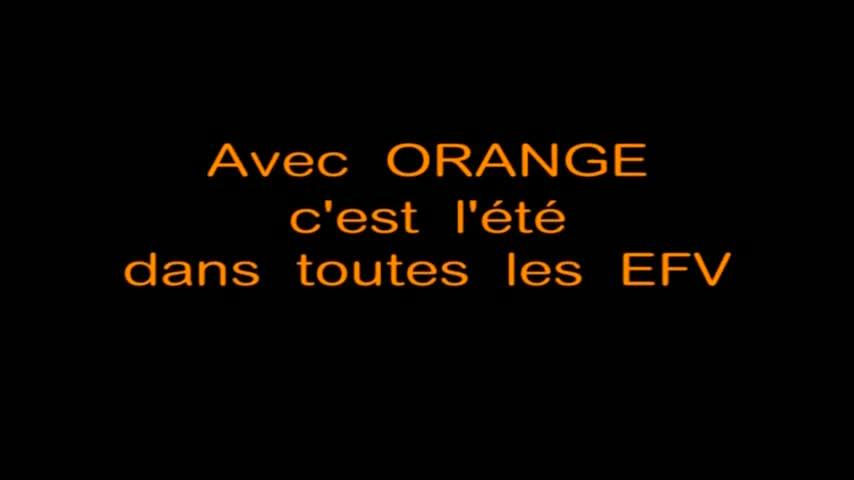 EFvoile promo orange 2008