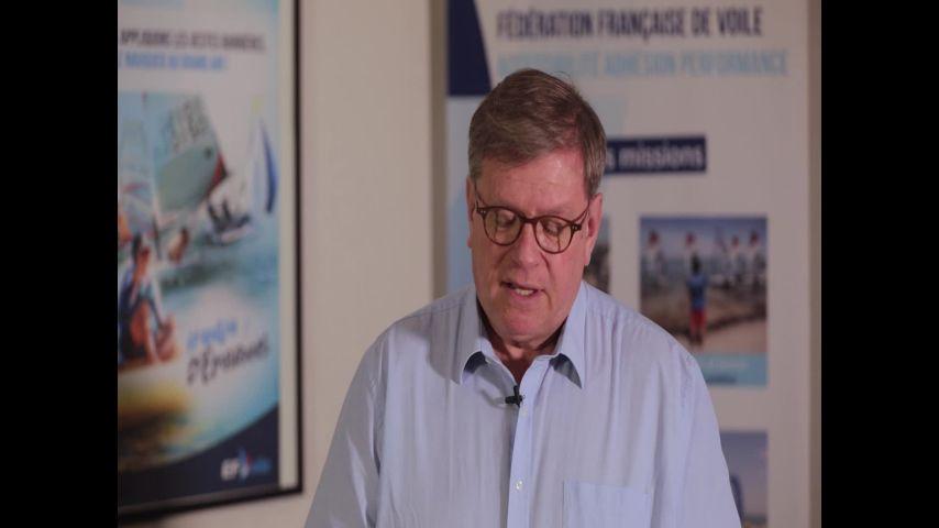 Election 2021 - présentation Jean Luc Denéchau