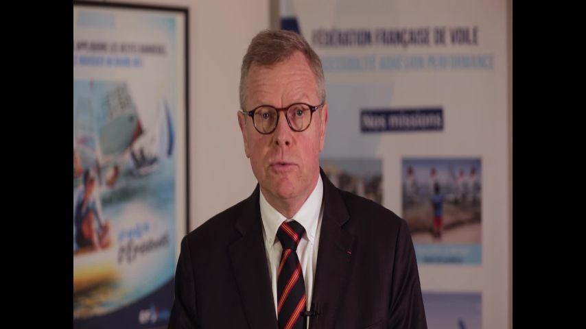 Election 2021 - présentation Nicolas Henard