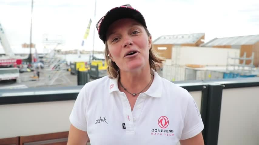 Encouragements de Marie pour l'EDF