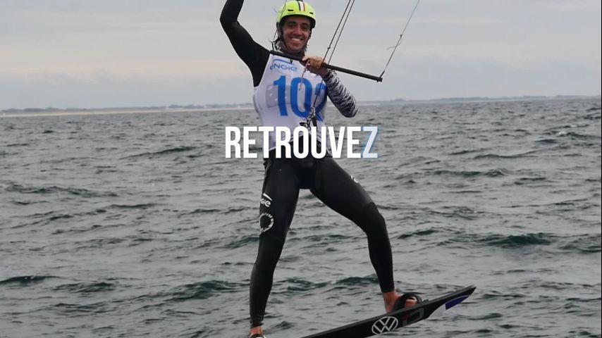 Engie Kite Tour 2021 - De beaux vainqueurs sacrés à Lorient-Gâvres !