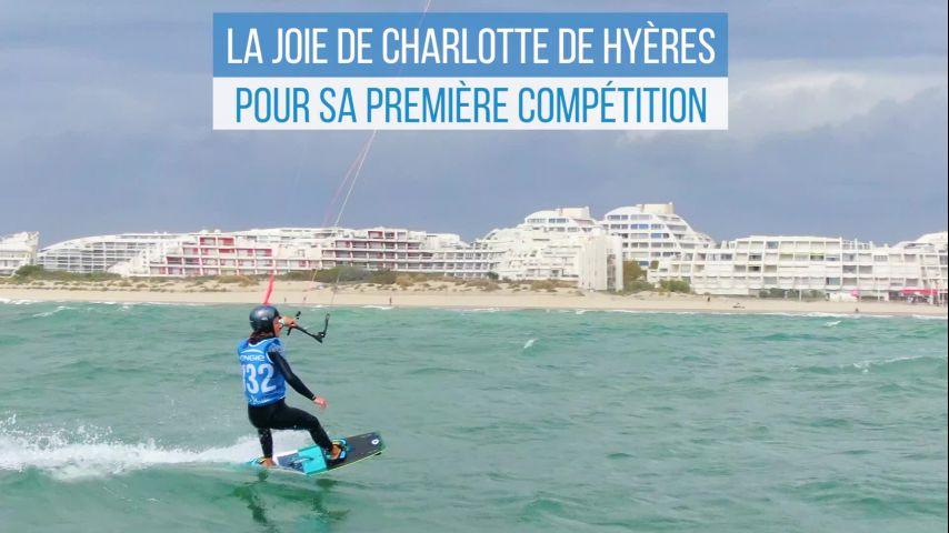 Engie Kite Tour 2021, huit belles courses validées samedi à La Grande-Motte !