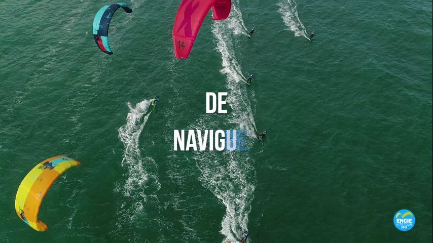 Engie Kite Tour 2021, Teaser Lorient-Gâvres, du 18 au 20 juin