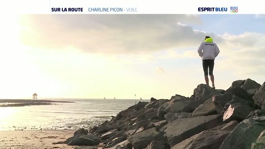 Esprit Bleu Charline Picon