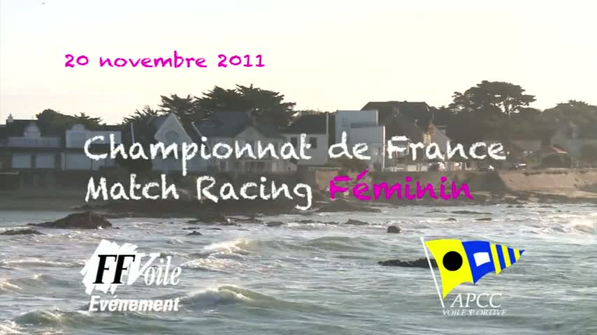 CF Match Racing Feminin 2011 - Finale