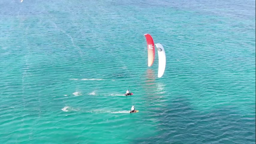 French Olympic Week 2020 opens up to Windfoil and Kitefoil !