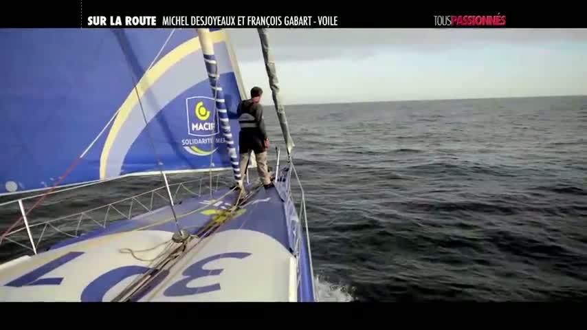 LÉquipe 21 - François Gabart et Michel Desjoyaux