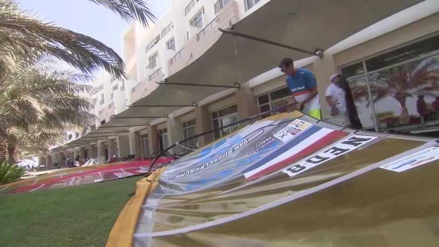 Images Medal Race - Mondial RSX Oman