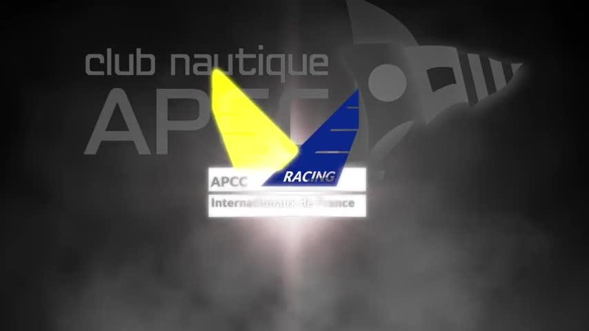 Internationaux de France de Match-Racing 2018 - Entrainements