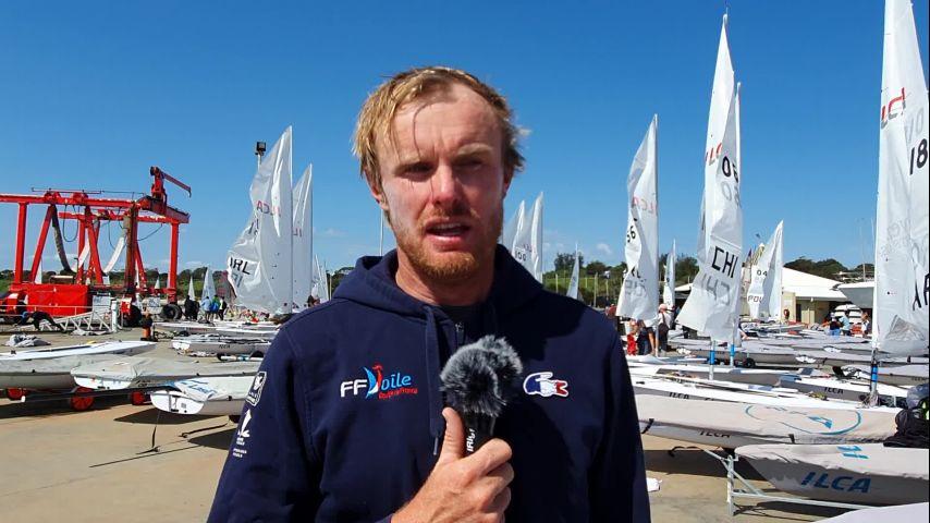 Interview JB Bernaz, 4e Championnat du Monde 2020