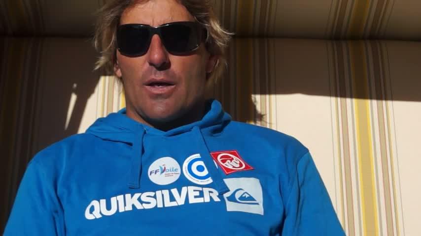Interview d'Antoine Albeau