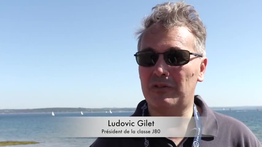 ITW Ludovic Gilet Président de la Classe J80
