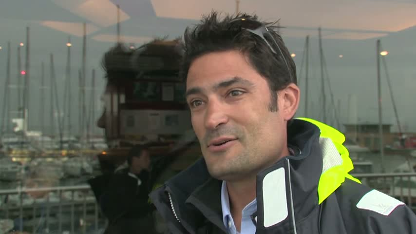 ITW Guillaume Chiellino - SwC Hyeres