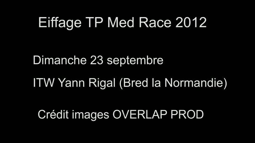ITW Yann Rigal