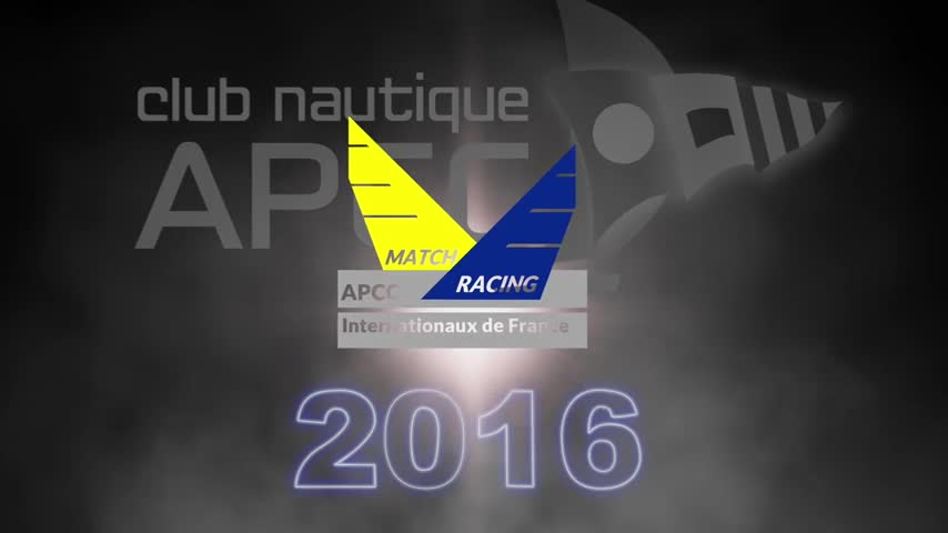 Journée d'entraînement Internationaux de France de Match Racing 2016