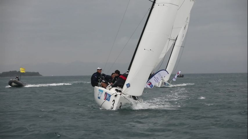 L'APCC Nantes remporte la Ligue Nationale de Voile 2019 !