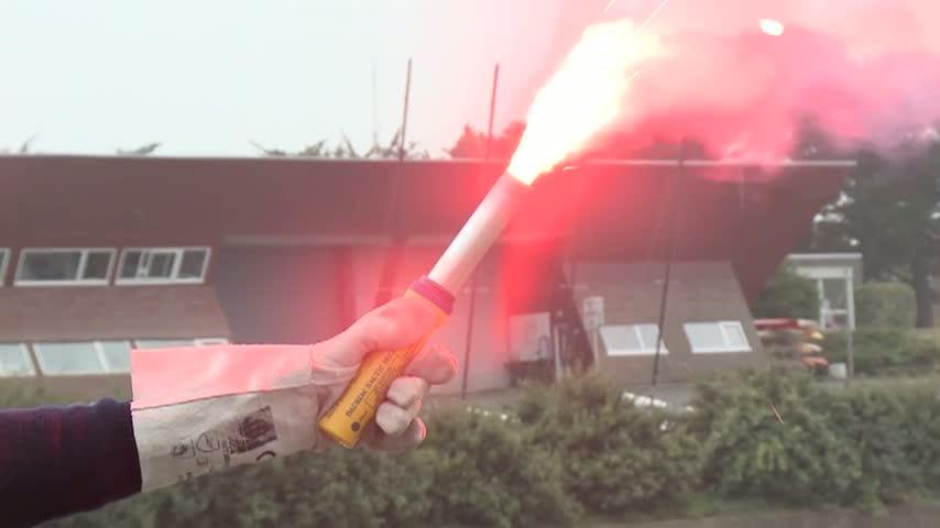 La pyrotechnie