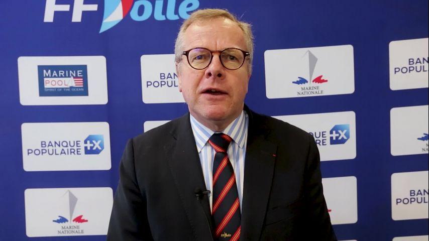 Les voeux du Président Nicolas Hénard aux clubs pour l'année 2020
