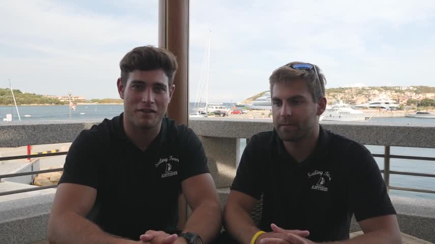 LNVoile 2017 - Sailing Champions League - Interview SR Antibes