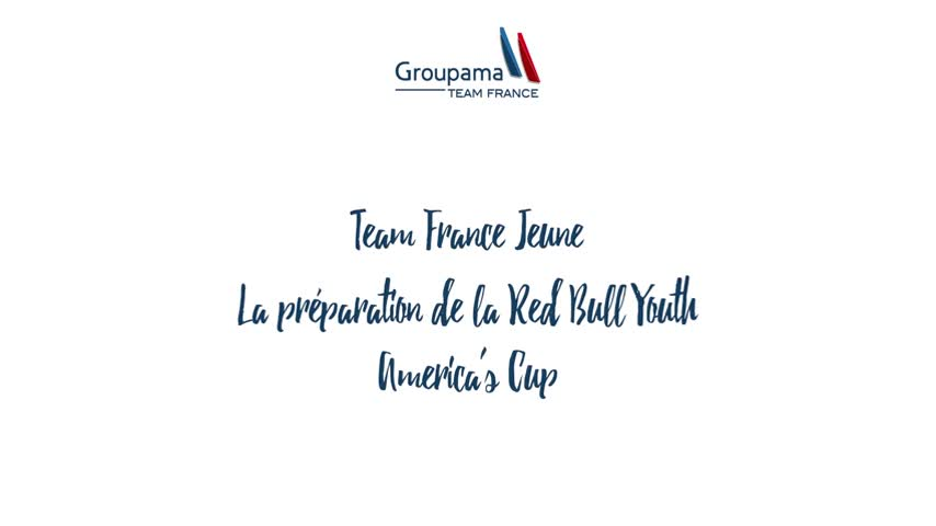 Magazine Groupama - Team France Jeune