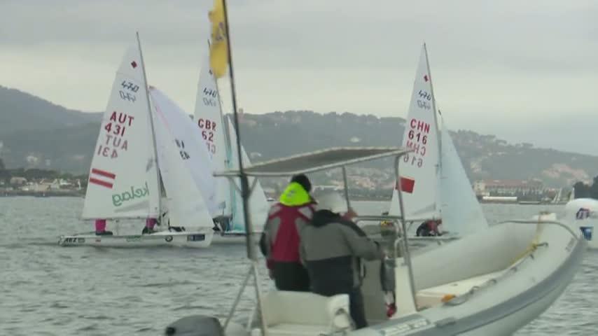 Medal Race 470 Women - SWC Hyeres