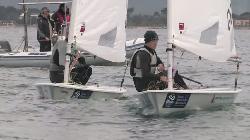 Medal Race Laser Standard - SWC Hyeres