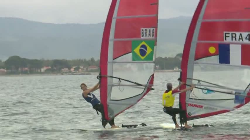 Medal Race RS X Women - SWC Hyeres