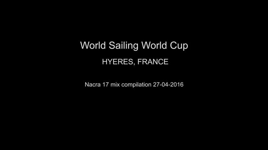 Nacra 17 - SWC Hyères 2016