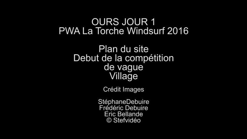 OURS La Torche 2016 - Jour 1