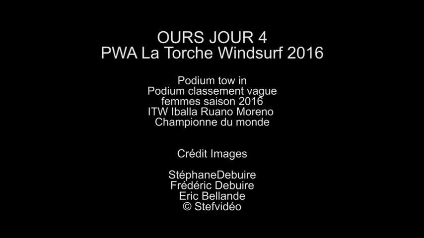OURS La Torche 2016 - Jour 5