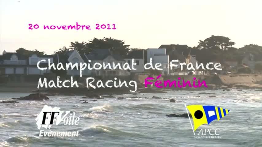 CF Match Racing Feminin 2011 - Petite Finale