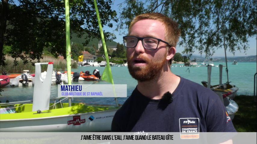 Premier jour du championnat de France Handivalide Double !