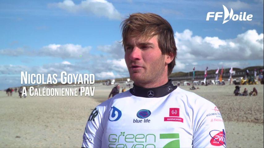 PWA Foil Sylt : Nicolas Goyard champion du monde !