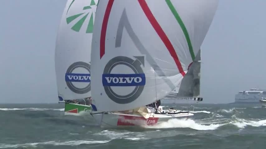Ça bataille au Havre - Normandy Sailing Week