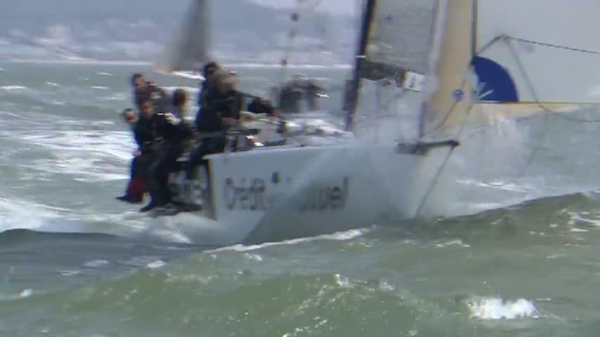 Des M34 dans le vent - Normandy Sailing Week