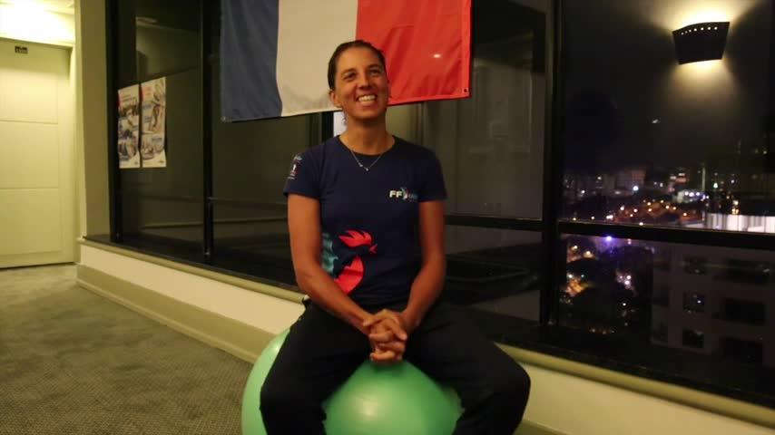 Rio 2016 - Charline PICON 10 aout 2016