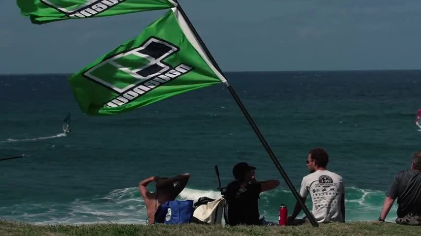 Rush Women PWA Maui Vague 2016