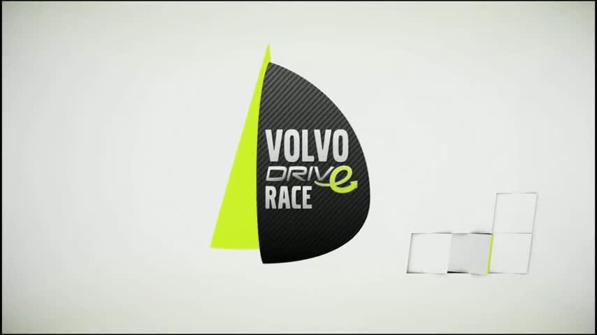 Rush Volvo DRIVe Race