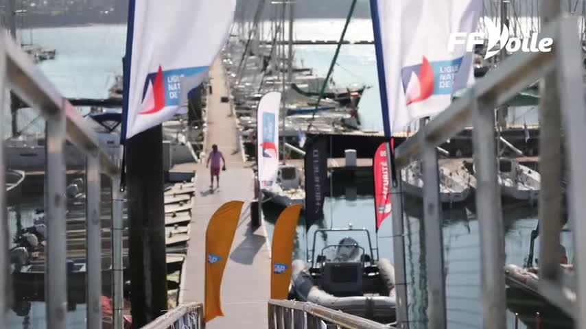 SAP France Partenaire Officiel de la LNVoile