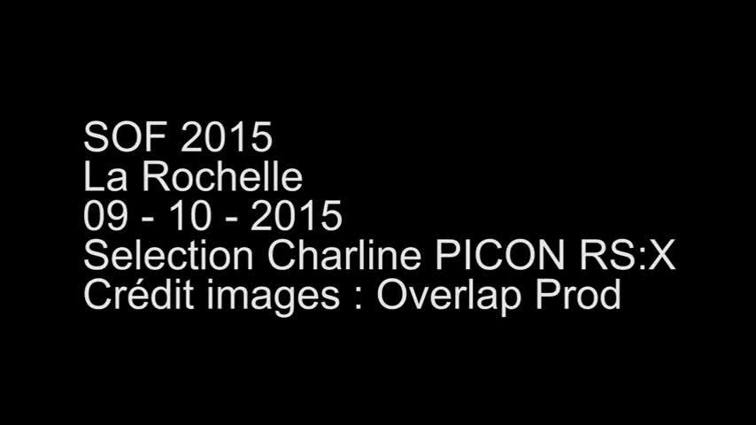 Selection Charline PICON