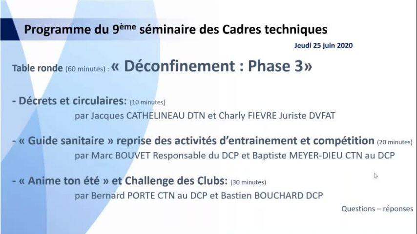 Seminaire CTS 20200625 - Phase 3 : reglementation