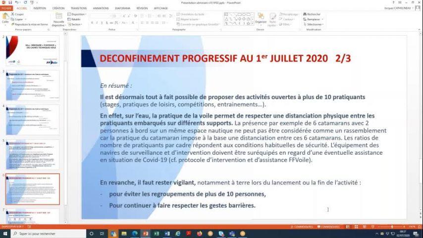 Seminaire CTS 20200702 - Point déconfinement