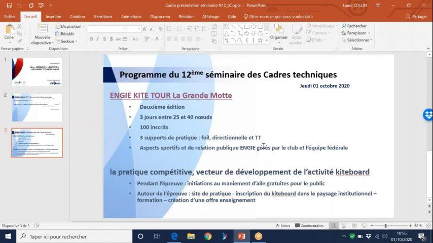 Seminaire CTS 20201001 - Point ENGIE KITE TOUR