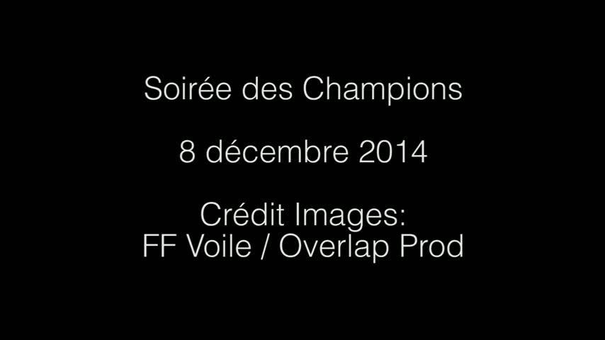 Soirée des Champions - Marin de l'Année 2014