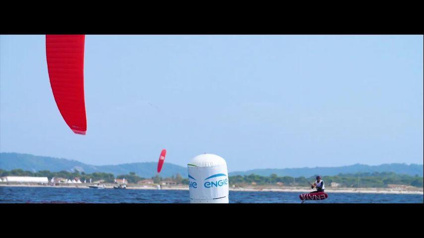 Teaser des Championnats de France Wind Foil, Kite Foil et Kite Freestyle 2019 à Leucate