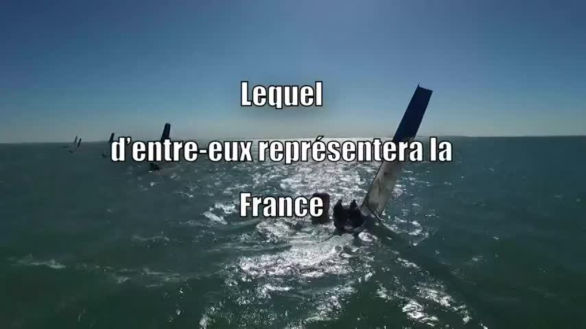 Teaser Ligue Nationale de Voile