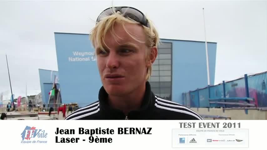 test event 2011 itv laser
