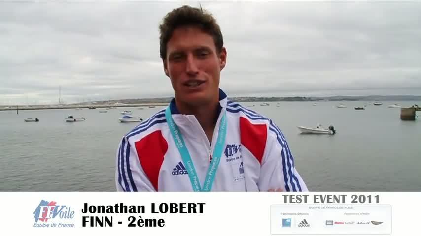 test event 2011 itv lobert