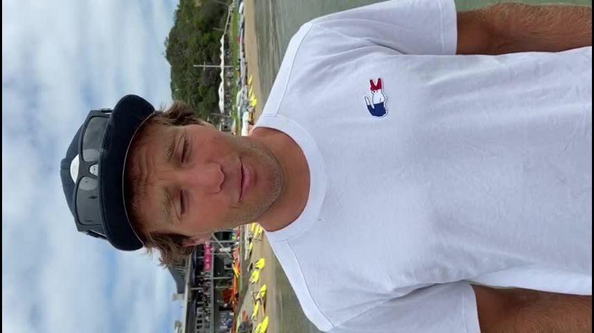 Thomas Goyard, médaillé de bronze championnat du monde 2020. Interview