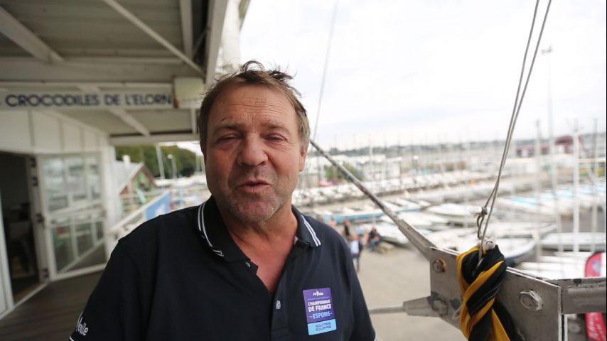 Top départ pour le Championnat de France Espoirs Solitaire Equipage 2019 à Brest